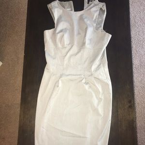 Light gray United Colors of Benetton dress
